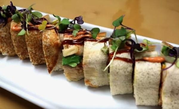 bigmac to sushi